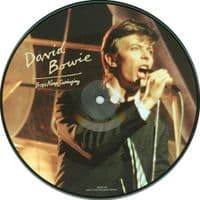 DAVID BOWIE Boys Keep Swinging Vinyl Record 7 Inch Parlophone 2019 Picture Disc